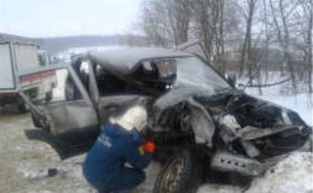 В результате ДТП на трассе «Крым» погибли два человека