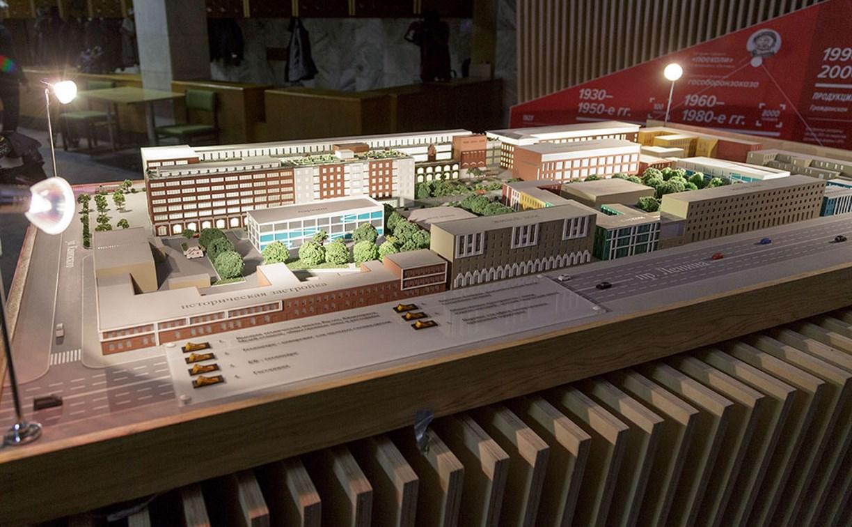На заводе «Октава» появятся музей станкостроения и «Кванториум»
