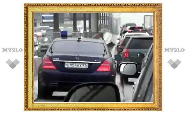 Водитель Шойгу избежал уголовного дела