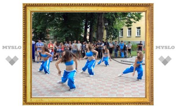 Тульская молодежь продемонстрировала свои таланты