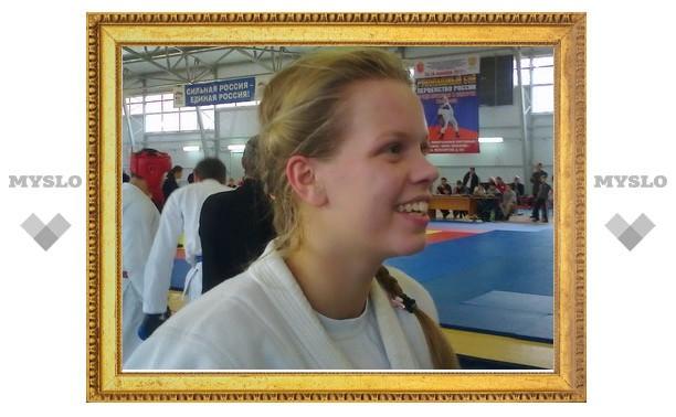 Туляки собрали урожай медалей на турнире по рукопашному бою