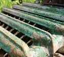 В Тульской области форточника поймали на краже 10 чугунных батарей