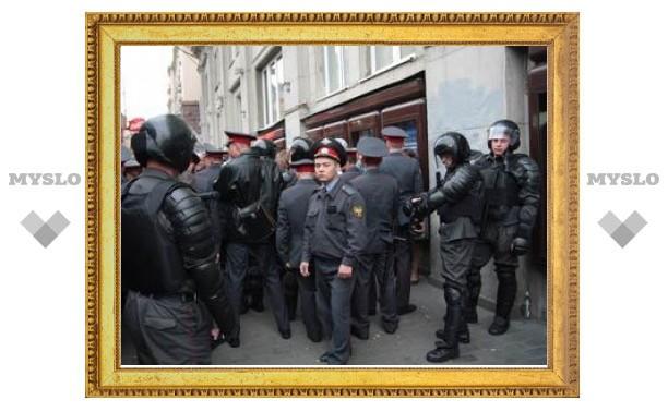 В 2011 году в Москве сократят 10 тысяч милиционеров