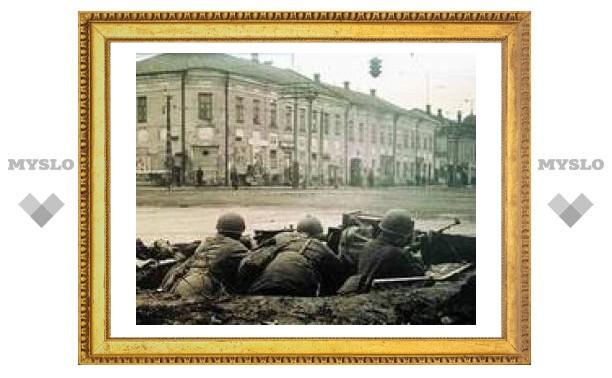 В Туле отпразднуют годовщину обороны города