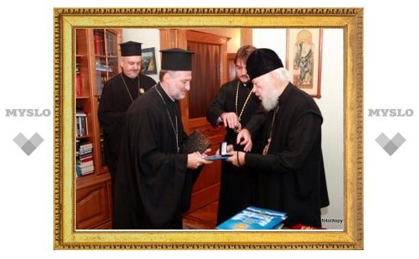 Константинополь знает, кто объединяет всех православных Украины