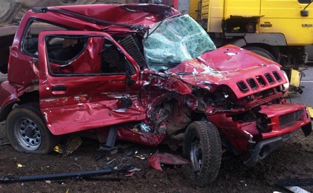 В ДТП на автодороге Тула-Венев погибла женщина