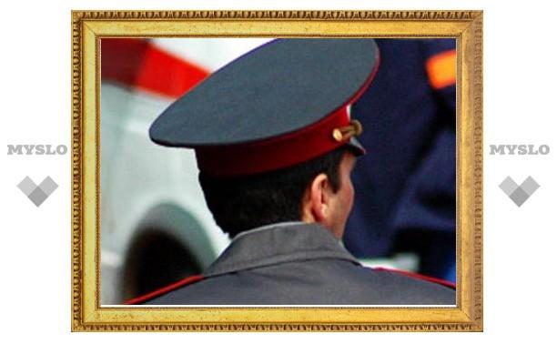 В Москве задержали тульского лже-милиционера