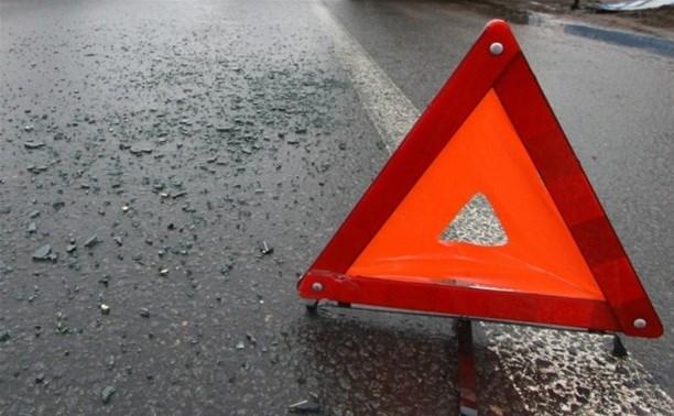 В ДТП на трассе «Тула-Новомосковск» столкнулись «Нива» и грузовая «Газель»
