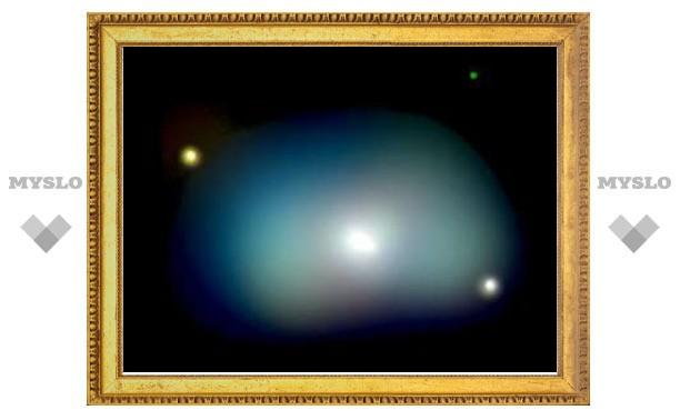 Звезды-ретрограды оказались объедками других галактик