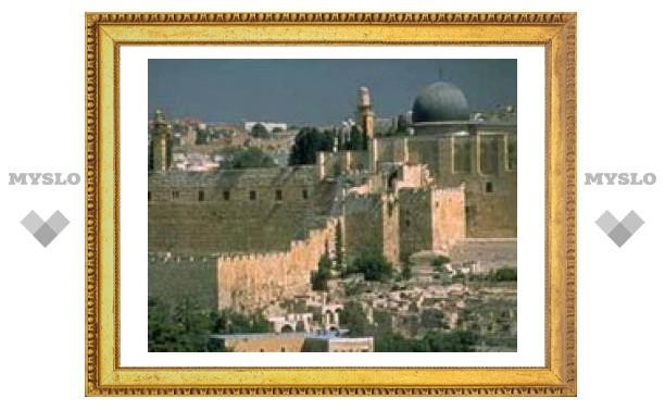 От землетрясения в Израиле могут погибнуть святыни Иерусалима