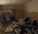 В Скуратово в подвале жилого дома обнаружили труп женщины