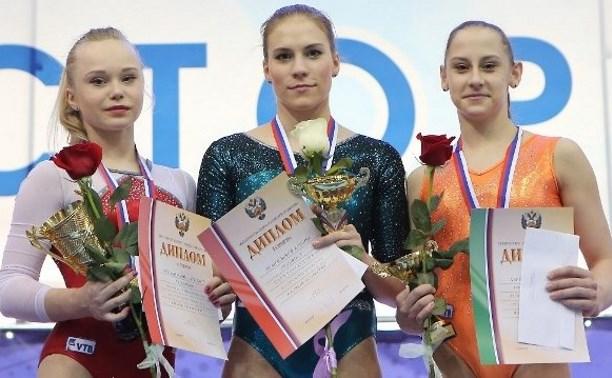 В Туле пройдёт турнир по спортивной гимнастике на призы Афанасьевой, Семёновой и Засыпкиной