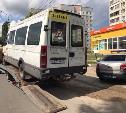 Туляков обучали вождению на микроавтобусе с неисправными тормозами
