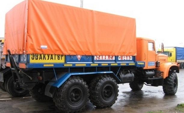 Коммунальщики Тулы теперь могут оказать помощь в буксировке грузового транспорта