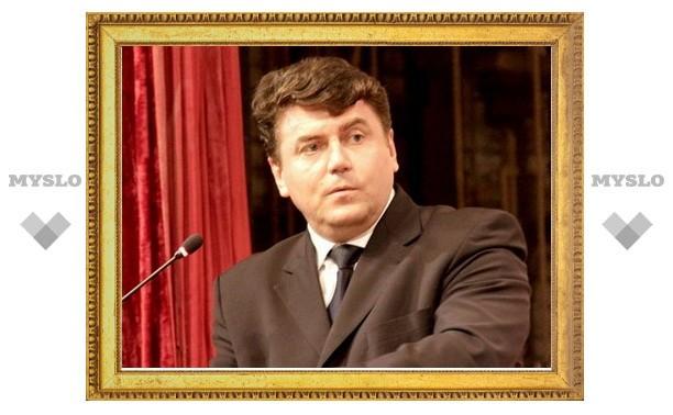 Глава Богородицкого района ушел в отставку
