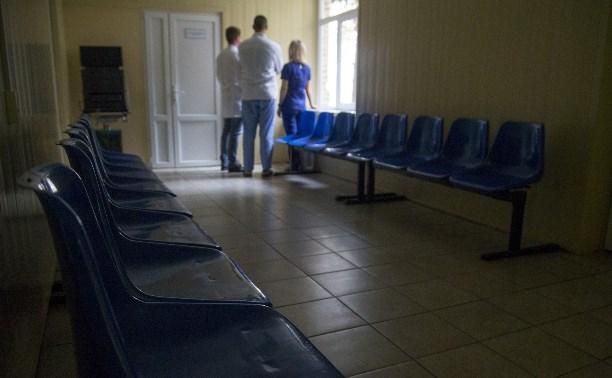 Группа врачей из Ленинской районной больницы готова начать итальянскую забастовку