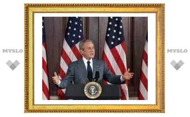 Джордж Буш выбрал кандидата на пост генпрокурора