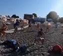 Волейболистки «Тулицы» тренируются на пляже в Адлере: видео