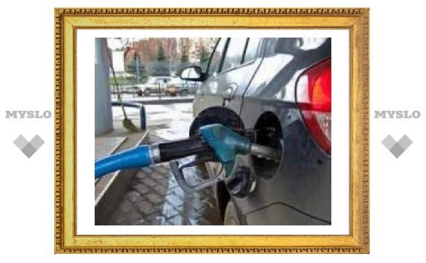 В Туле самый дорогой бензин