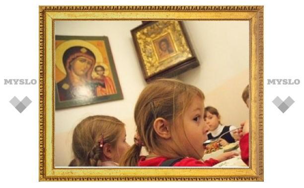 В Тульской православной гимназии откроется корпус начальной школы