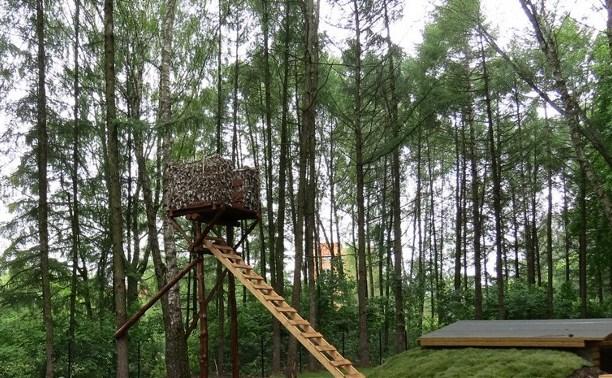 Открытие «Партизанской деревни» запланировано на 22 июня