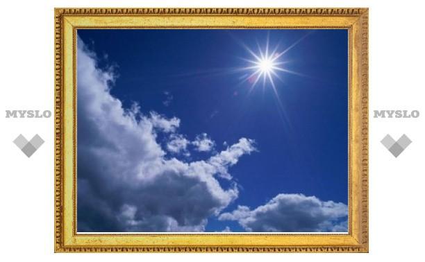 На выходных 14 и 15 июля Тулу ждет ясная и солнечная погода