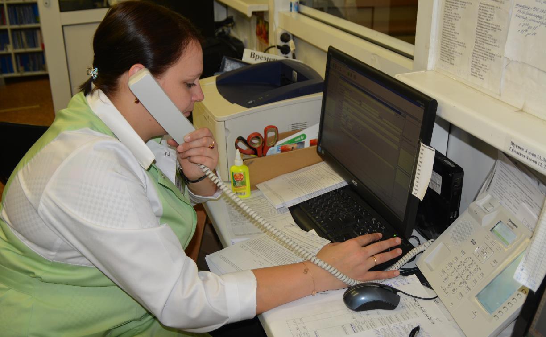 В каждой больнице Тульской области работает единый телефонный номер