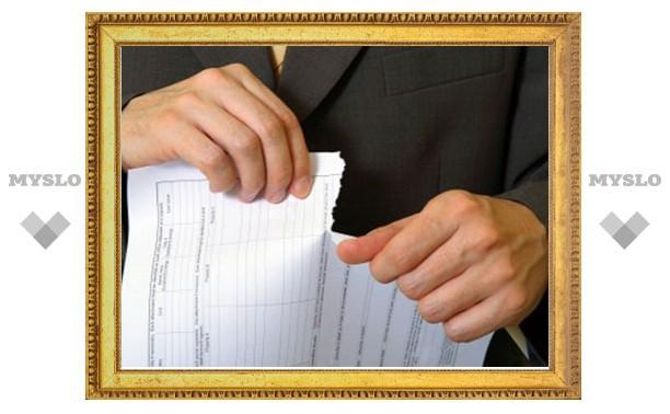 Директора ЗАО «Суворовская нить» отстранили от должности