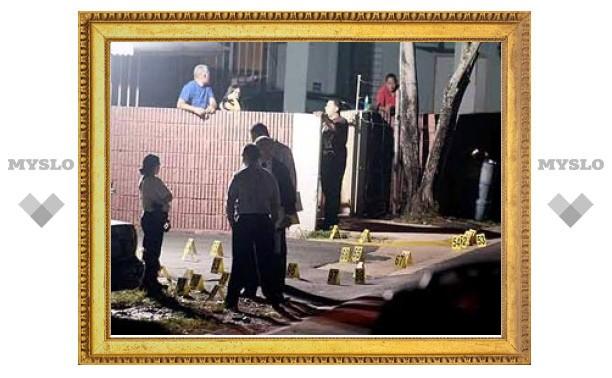 Бойня на открытии пуэрториканского бара: 7 убитых, 20 раненых