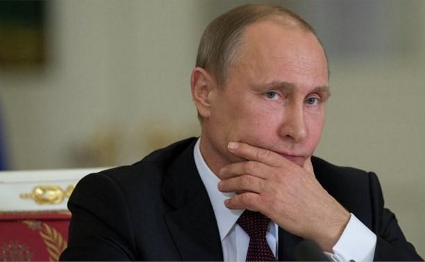 Россияне назвали Владимира Путина «Человеком года»