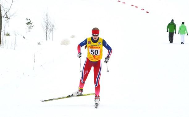 Лыжница из Тулы Мирослава Братко входит в пятёрку лучших в ЦФО