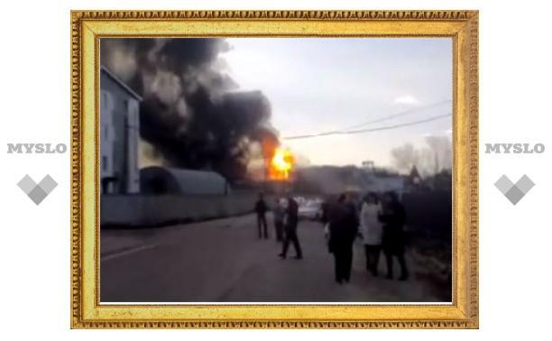 В результате пожара в Подмосковье пострадали 15 человек