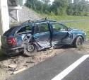 В аварии на трассе «Крым» пострадали двое детей