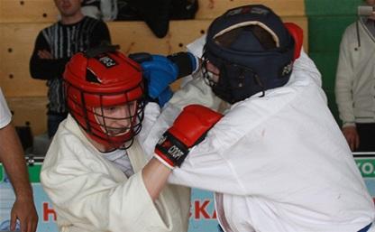 В Туле пройдут соревнования юных мастеров рукопашного боя