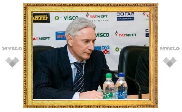 Билялетдинову разрешили возглавить сборную России по хоккею