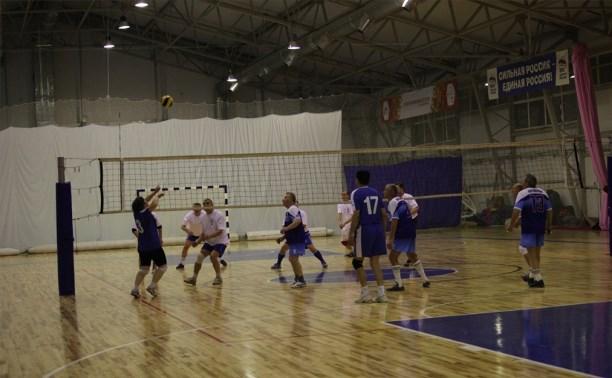 Ветераны спорта МВД сыграли с ветеранами тульского «Динамо»