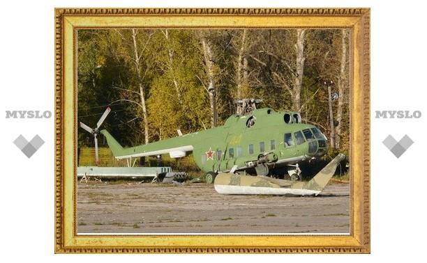 В Туле будут собирать самолеты и вертолеты
