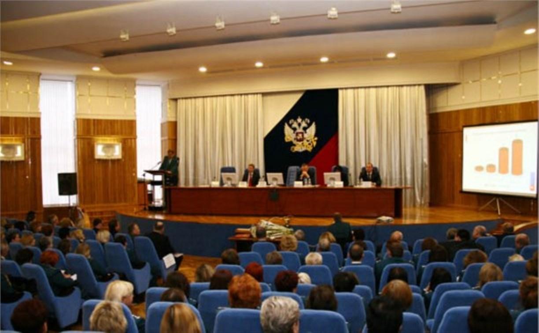 Тульская область стала третьей в ЦФО по налоговым сборам