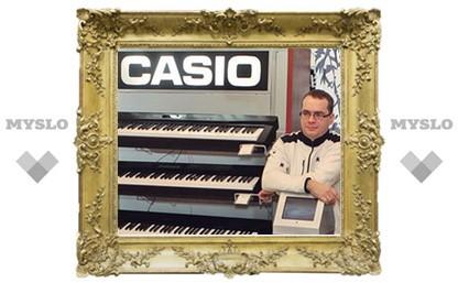 Волшебное время подарков – вместе с CASIO от салона музыкальных инструментов «Фокстрот»