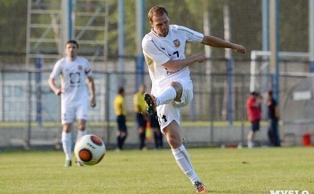Полузащитник «Арсенала» Олег Власов: «Своей игрой хочу завоевать уважение»