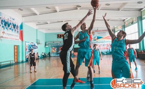 Тульские баскетболисты впервые будут играть в суперфинале КЭС-Баскет