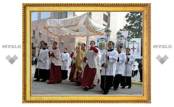 Епископальный приход США объявил о переходе в католичество