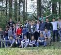 В Туле появился волонтерский эколого-трудовой отряд из иностранцев