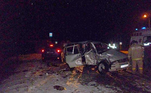 В авариях вечером 7 декабря пострадали три человека