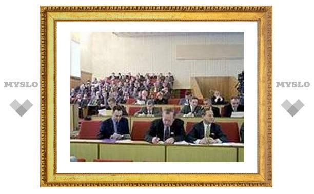 Губернаторы получат право распускать неработоспособные парламенты регионов