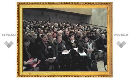 Губернатор призвал суворовцев к самоорганизации