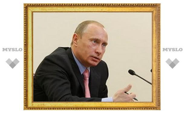 Путин отказался платить за газ вместо Украины