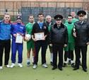 Вневедомственная охрана играет в мини-футбол лучше всех в тульской полиции