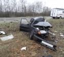 В столкновении Infiniti и ВАЗ-2114 погибла 28-летняя женщина