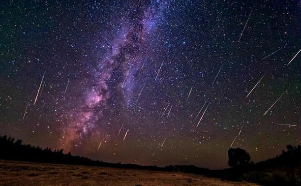 Туляки смогут наблюдать звёздный дождь в ночь на пятницу